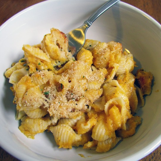 Butternut Mac and Cheese - Feast with Me