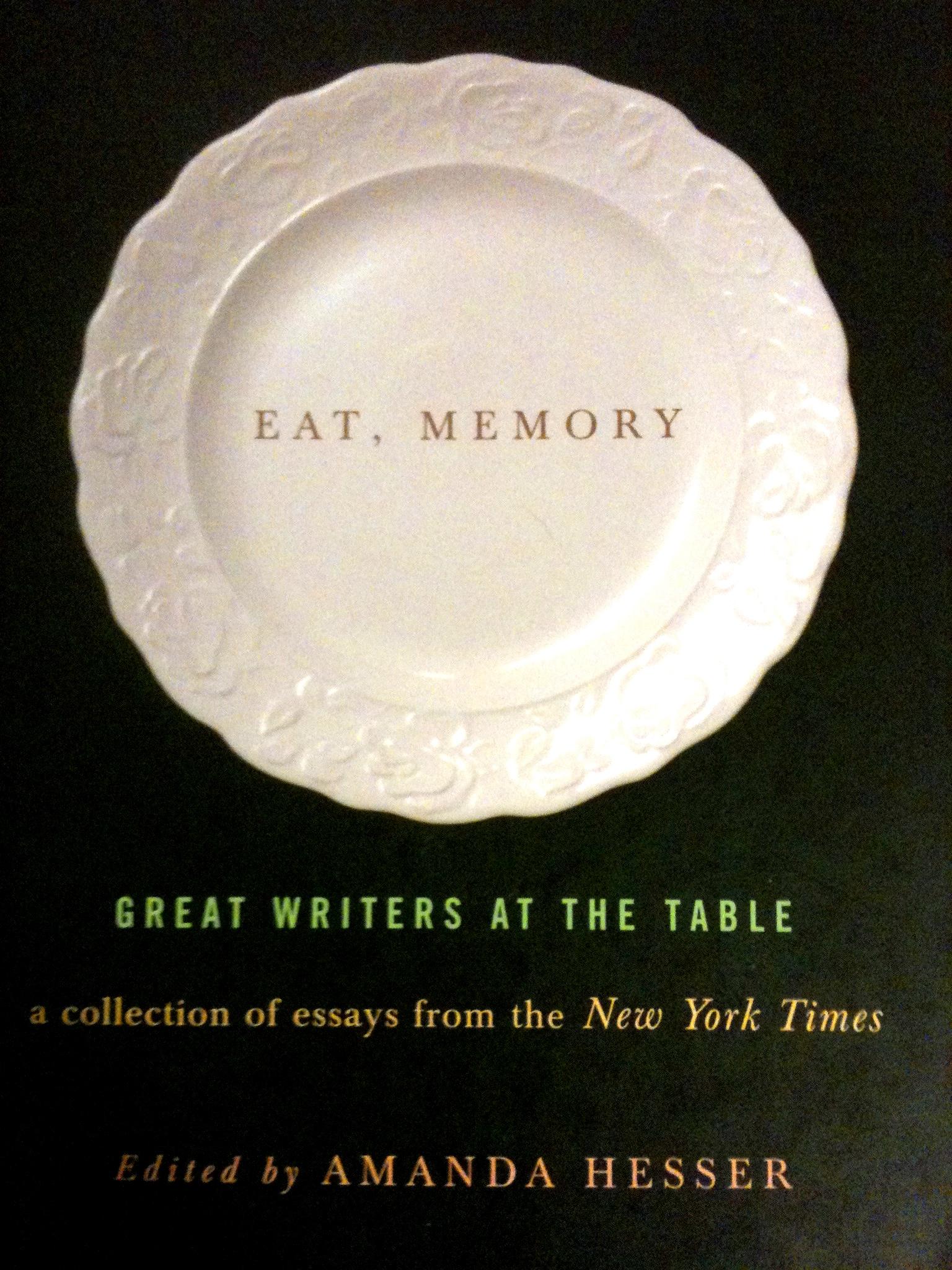 Book Review: Eat Memory